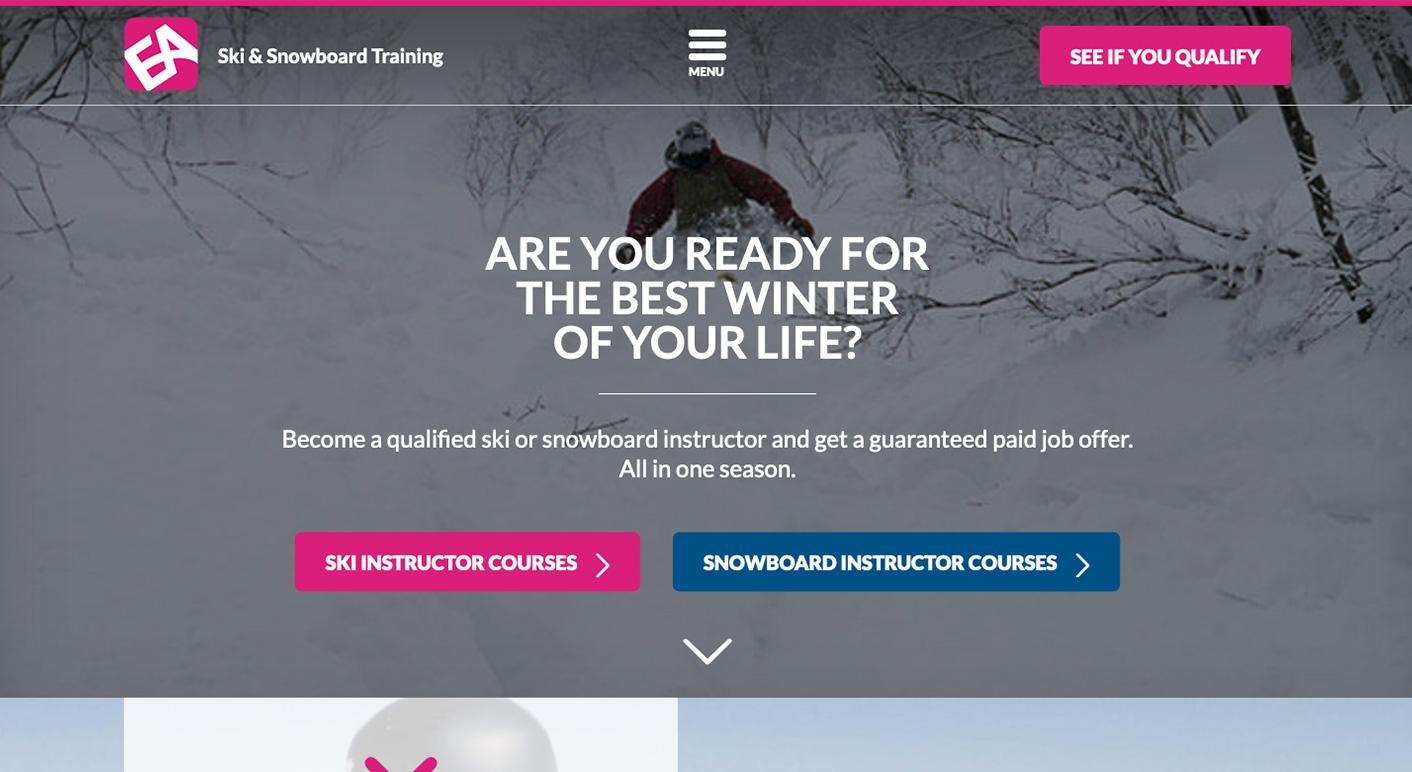 EA Ski & Snowboard