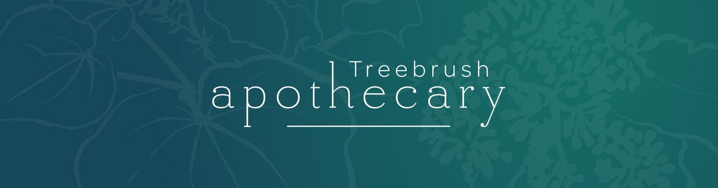 Treebrush Apothecary Logo